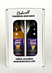 Mandarin/Balsamic Gift Set (Two 147 ML Bottles)