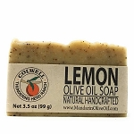 Lemon Olive Oil Moisturizing Soap