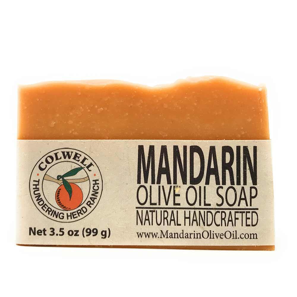 olive oil soap bar