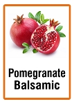 Aged Pomegranate Balsamic Vinegar - Small (147ML)