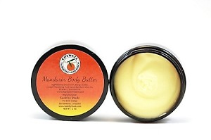 Mandarin Olive Oil Body Butter
